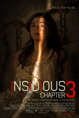 Insidious Chapter 3 movie review