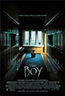 Watch The Boy 2016 Movie