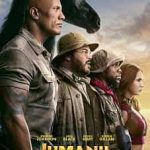 Jumanji-The Next Level 2019